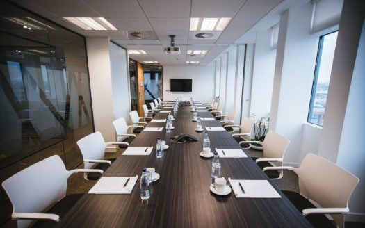 High-End Meeting Room