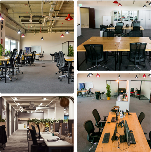 CoWorking Space four image