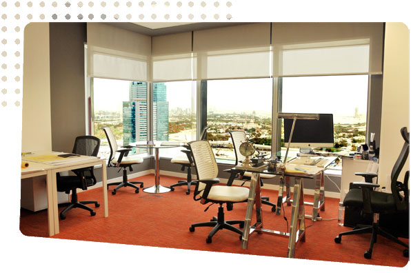 Private Office Space For Rent Dubai